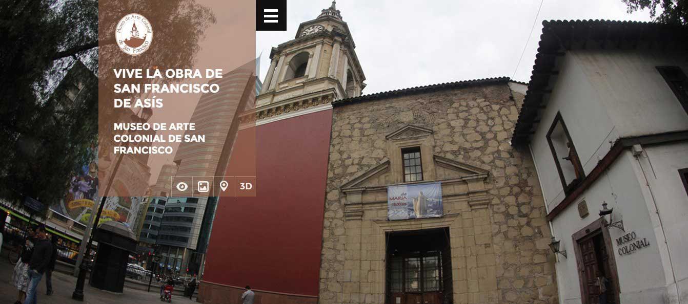 Museo de Arte Colonial San Francisco