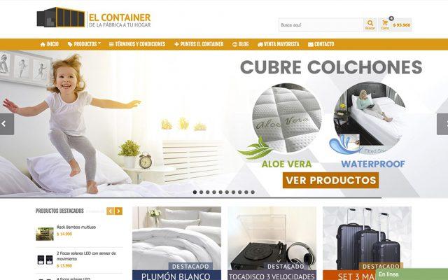 El container